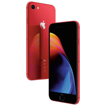Смартфон Apple iPhone 8 (PRODUCT)RED Special Edition 256Gb в Mediamarkt
