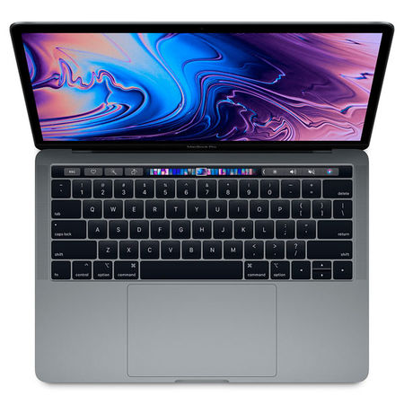 Ноутбук Apple MacBook Pro 13 TB i5 2,3/8/256SSD SG (MR9Q2) в Mediamarkt